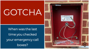 Missing Call Box - Gotcha Moments July 2018
