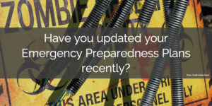 Emergency Preparedness Plans 2018