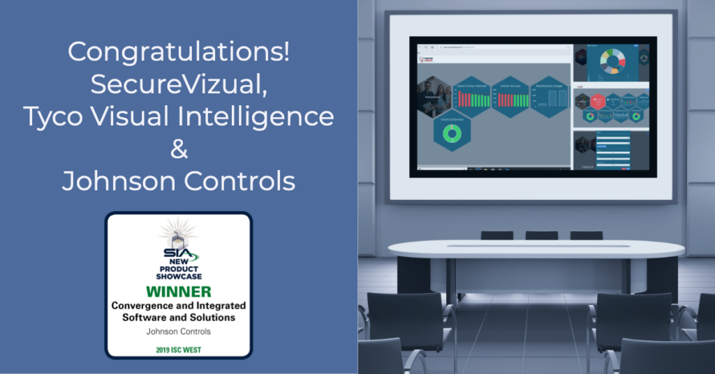 SecureVizual Tyco Visual Intelligence Johnson Controls
