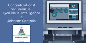 SecureVizual Tyco Visual Intelligence Johnson Controls
