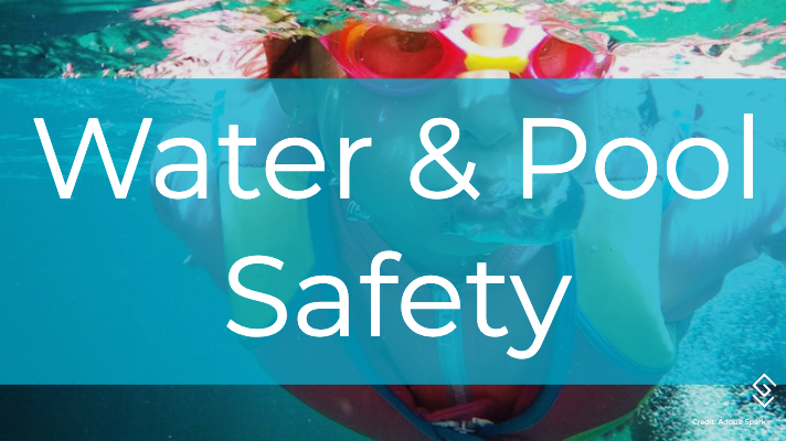 Water Safety Pool Safety